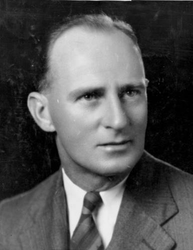 George Landen Dann