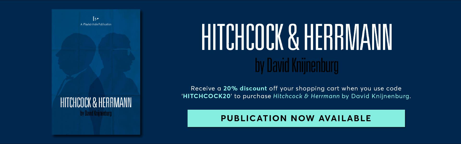 Hitchcock & Herrmann by David Knijnenburg