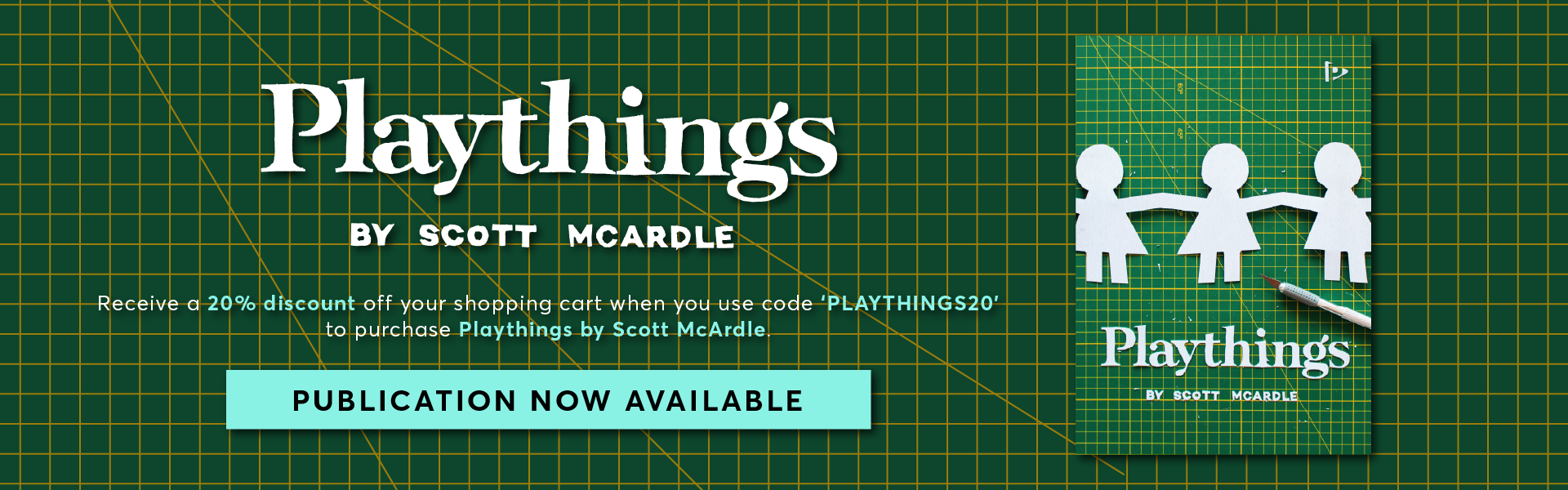 Playthings by Scott McArdle