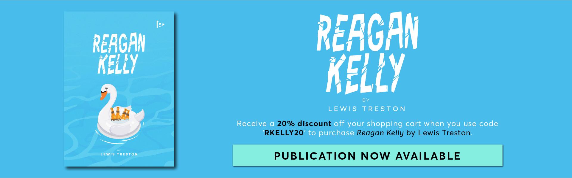 Reagan Kelly by Lewis Treston